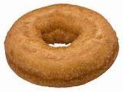 May 2017 Cake Donut