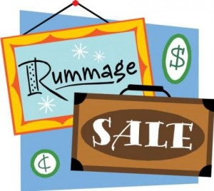 Feb 2018 Rummage Sale
